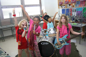 Photo by Willie Mae Rock Camp For Girls