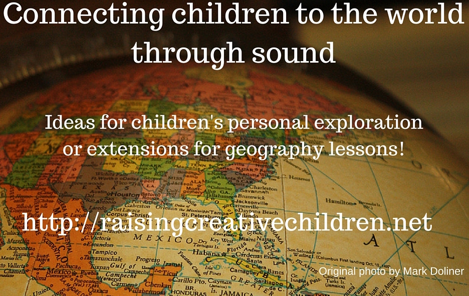 title-Connecting children to the world through sound