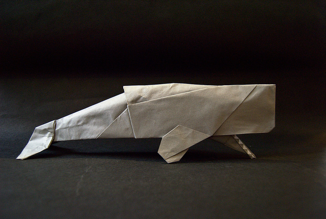 whale-origami-WilliamHartman